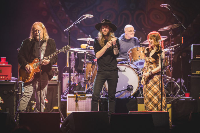 Gov't Mule Jam with Lukas Nelson, Sister Sparrow and Others to Celebrate 50 Years of Woodstock at Mountain Jam