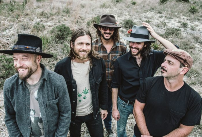 At Home with Lukas Nelson & Promise of the Real
