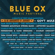 Blue Ox Music Festival First Round Lineup: Gov't Mule, The Infamous Stringdusters, Yonder Mountain String Band and More