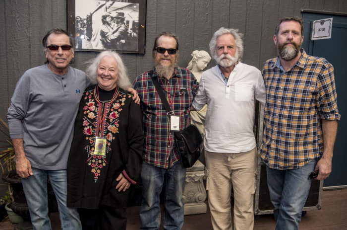 Behind The Scene: John and Helen Meyer on Providing Sound for Grateful Dead, 'Apocalypse Now,' Global Events