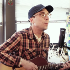 In The Wake of His Passing, Watch Justin Townes Earle Perform in the Relix Office