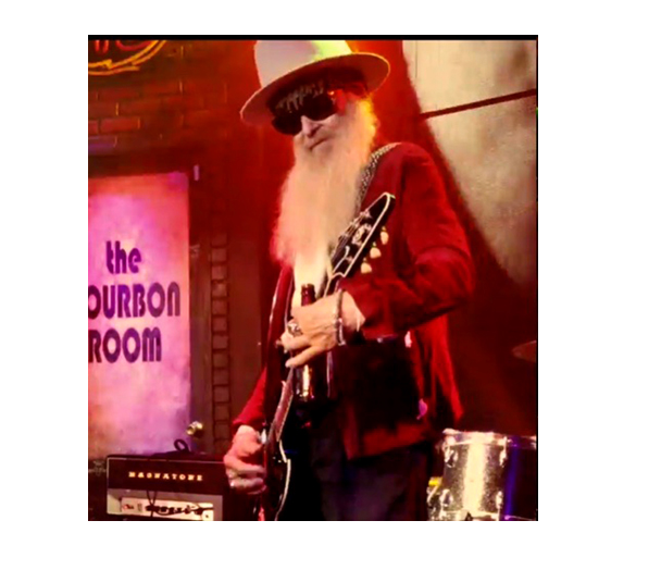 """Video Premiere: Billy F Gibbons """"Hollywood 151"""""""