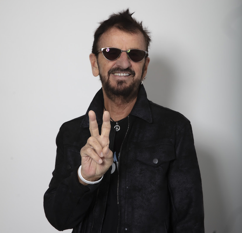 """Ringo Starr Shares New Single """"Here's To The Nights,"""" Feat. Paul McCartney, Joe Walsh and More"""
