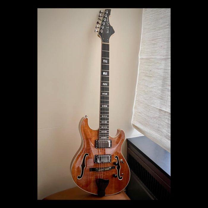 """The 4.0 Guitar"": Trey Anastasio Unveils New Languedoc"