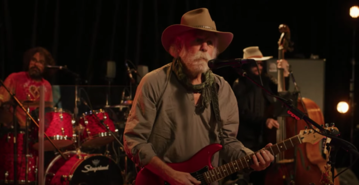 """Bob Weir & Wolf Bros Cover Marvin Gaye's """"Whats Going On"""" at TRI Studios Livestream"""