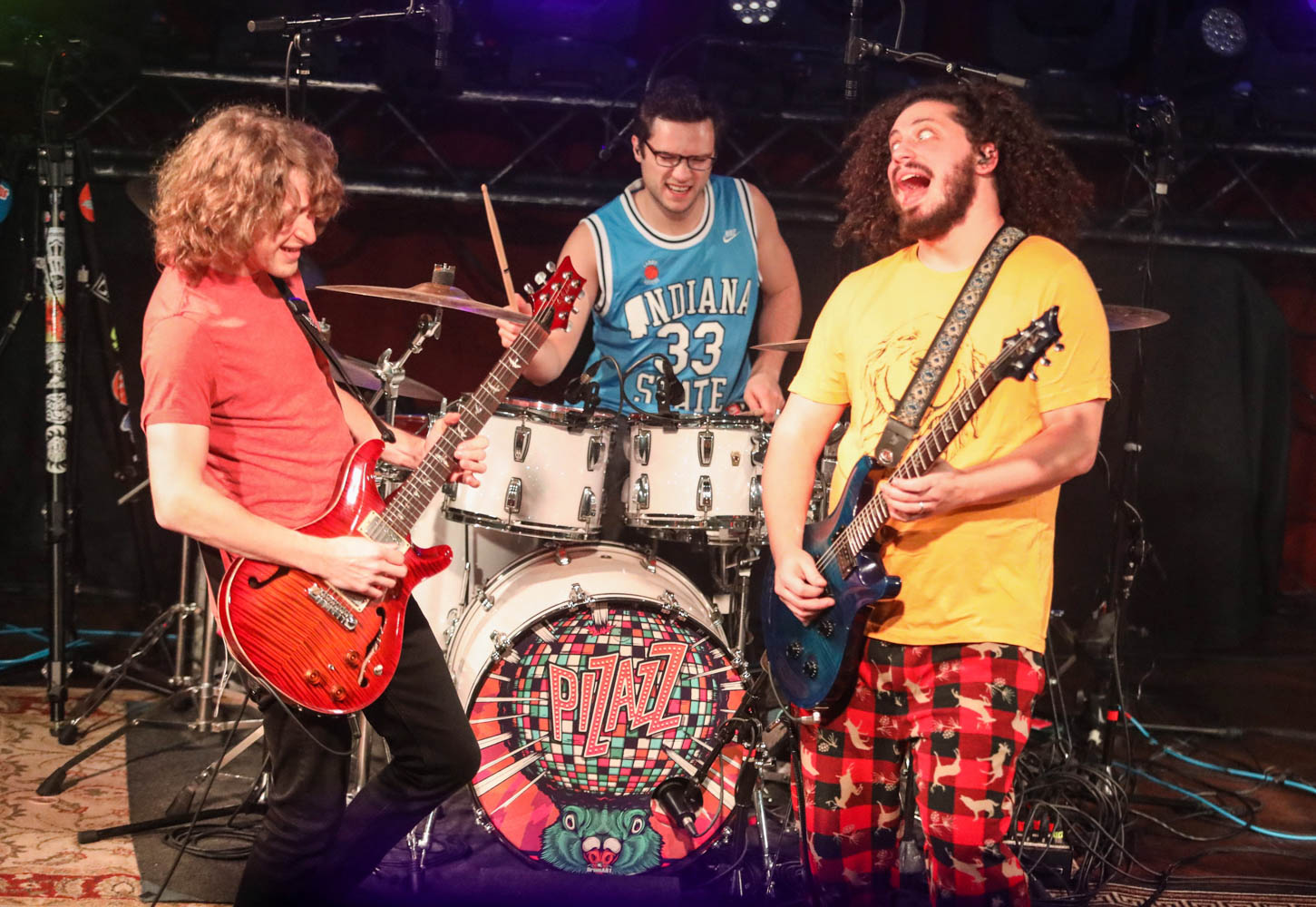 Livestream Alert: Pigeons Playing Ping Pong Schedule Free 4/20 Harvest Party on The Relix Channel on Twitch
