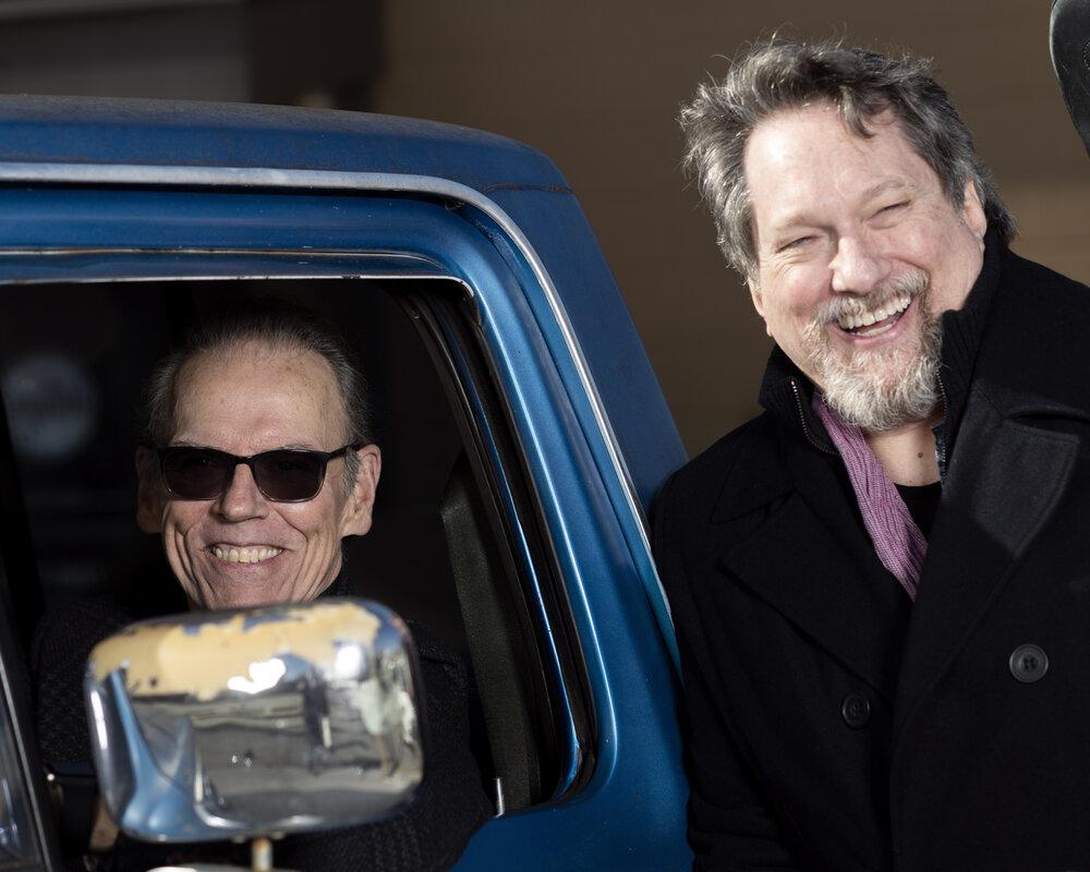 "Video Premiere: John Hiatt with The Jerry Douglas Band ""I'm In Asheville"""