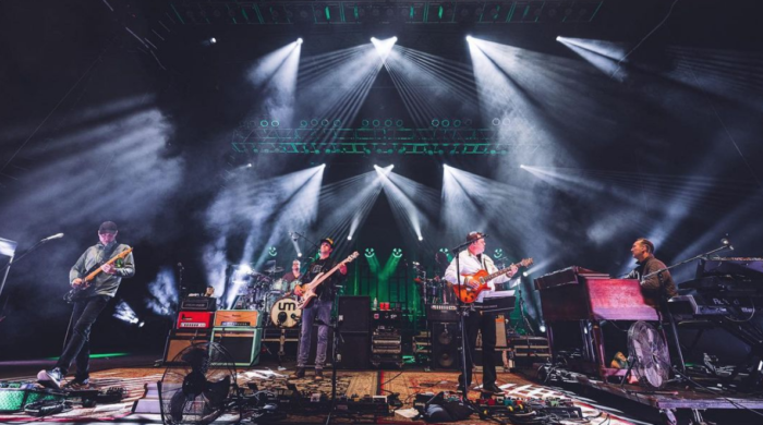 Umphrey's McGee Announce New Album 'You Walked Up Shaking In Your Boots But You Stood Tall And Left A Raging Bull,' Share First Single