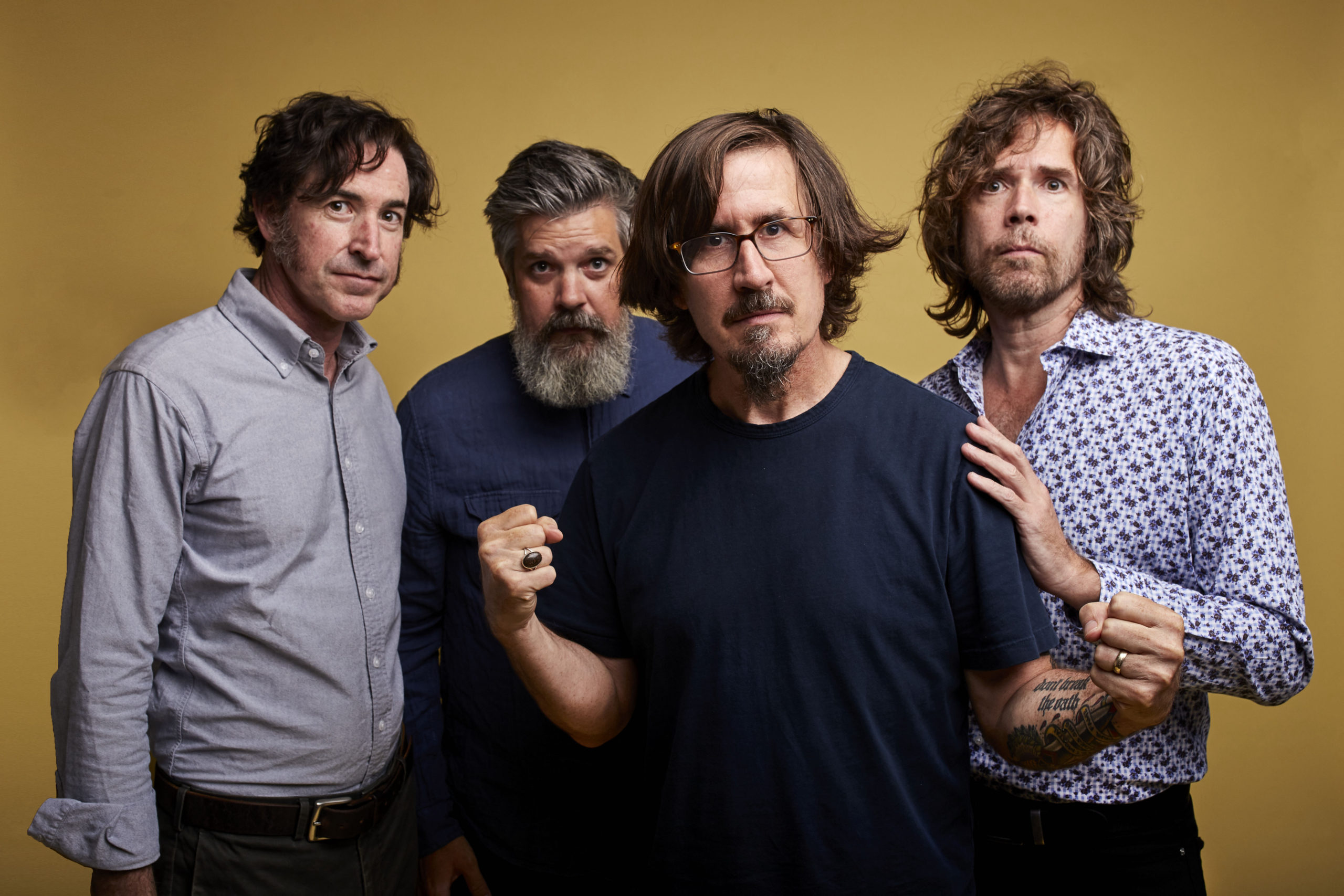 John Darnielle on The Mountain Goats, Muscle Shoals and Magic: The Gathering