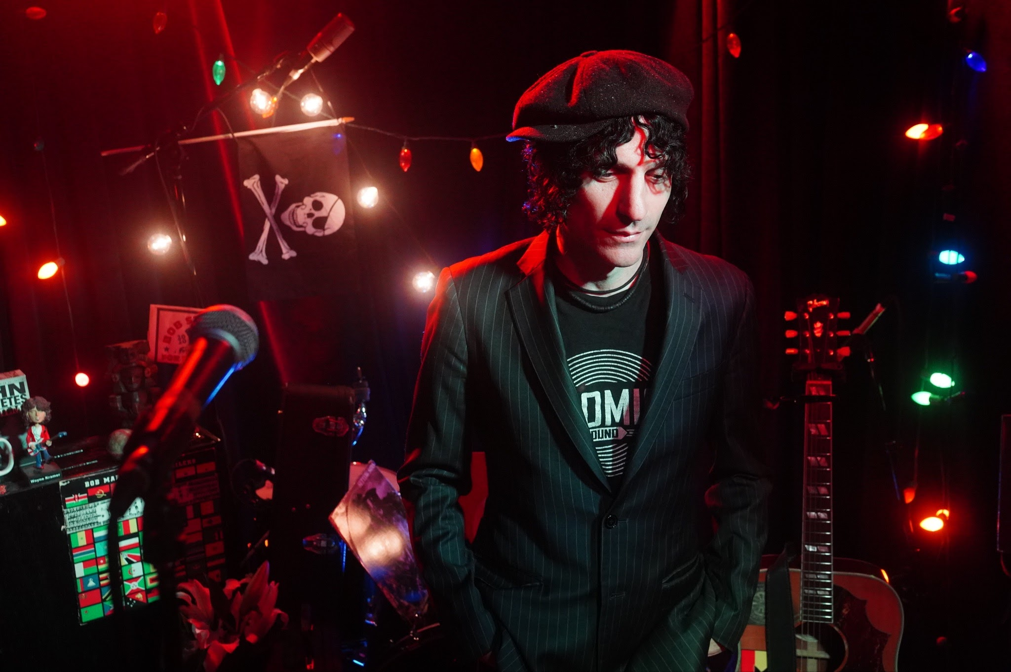 """Video Premiere: Jesse Malin Explores A Historic Mansion in """"State of the Art"""""""